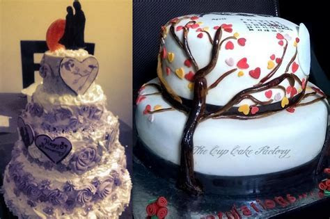 The Cup Cake Factory Info & Review   Wedding Cake in