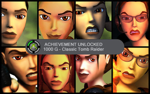Classic Tomb Raider Achievements