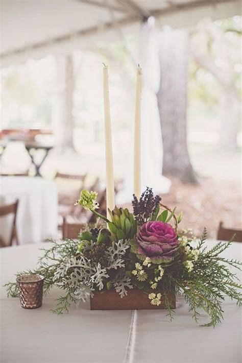 Wood Centerpieces For Weddings