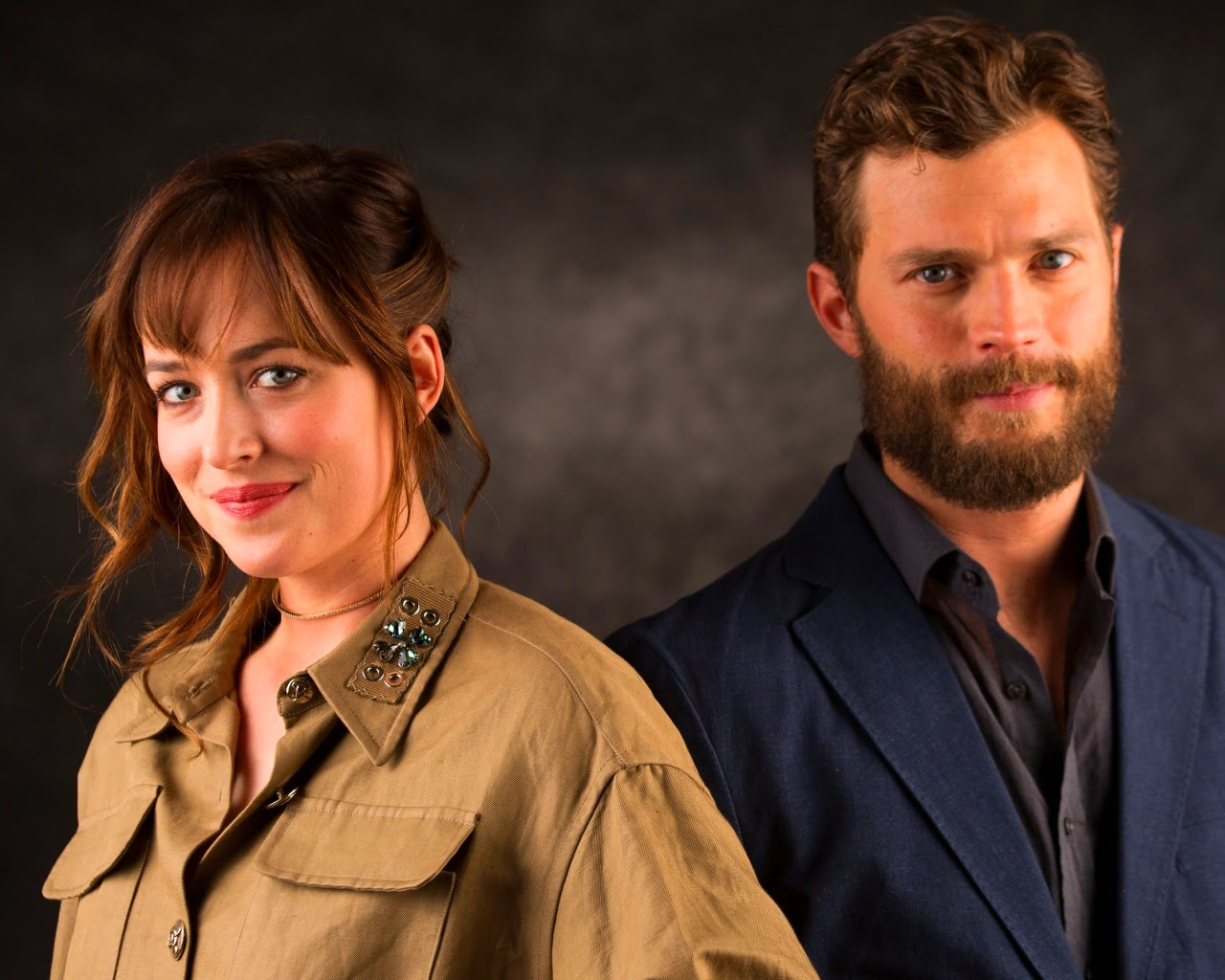 Christian And Anastasia Fifty Shades Of Grey Wallpaper 40692875