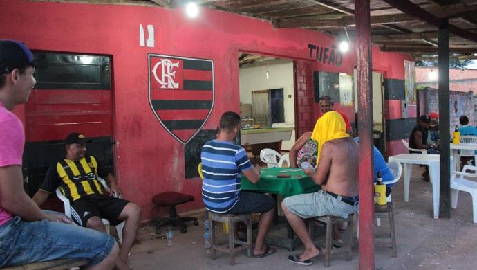 Bar do Tufão, em Porto Velho (Foto: Hugo Crippa)