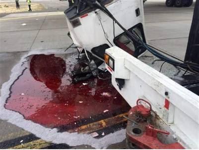 El accidente del avión Iron Maden, donde iba a viajar la banda hacia la Argentina. @fredyystock