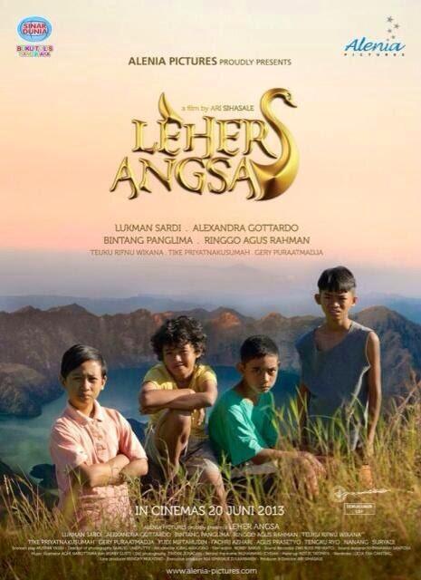 Leher Angsa - 5 Juni