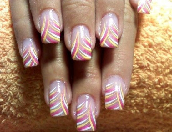 Remarkable Easy Acrylic Nail Art Design 550 x 422 · 137 kB · jpeg