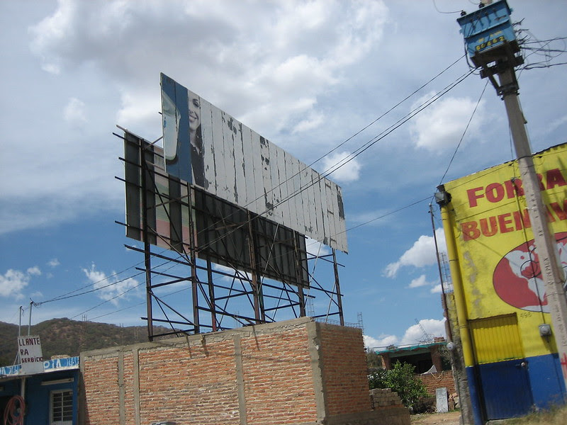 you know me +unconventional billboards