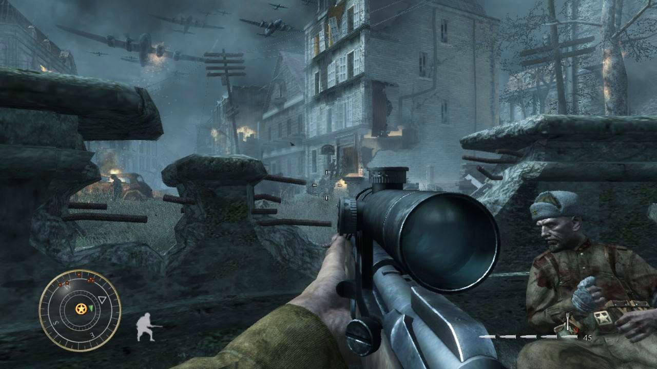 Call Of Duty World At War Wallpaper 1280x720 78806