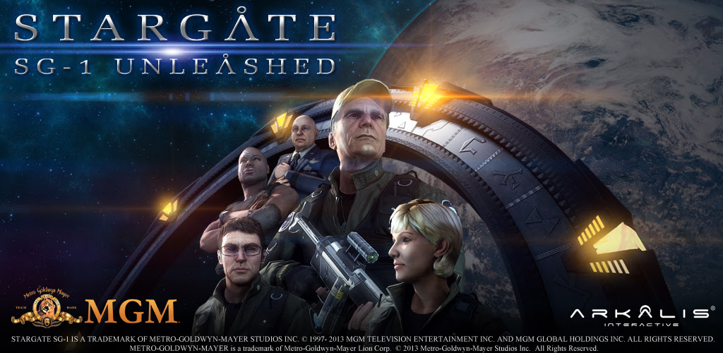 Download Game Android Stargate SG-1 Unleashed  APK + DATA