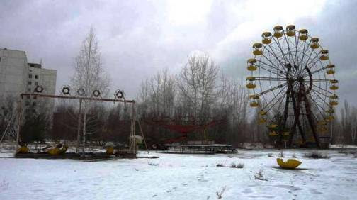 5. Abandoned Ferris Wheel in Russia Top 10 Worst Amusement Park Accidents of All Time