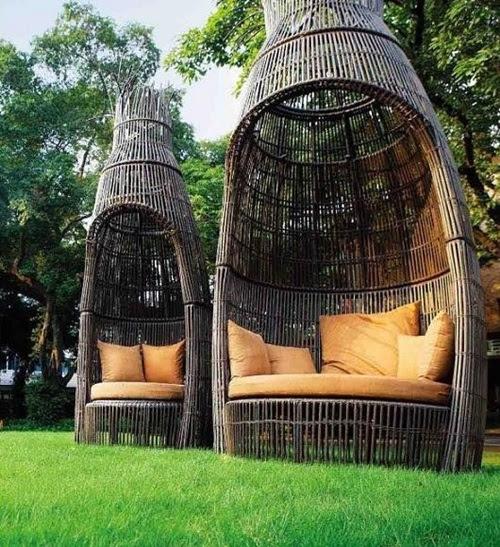 Impressive Modern and Futuristic Garden Furniture Ideas ...