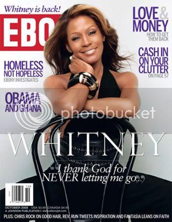 Whitney. Photoshopped tot he maximum, but still hot.