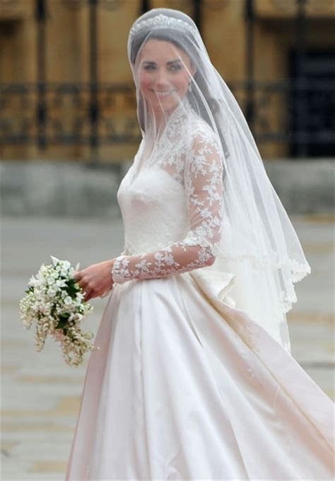 Princess Kate and William's Royal Wedding Pictures