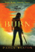 Title: Burn: The Rephaim Book IV, Author: Paula Weston