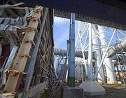 La centrale di Fukushima in una foto d archivio (Epa)