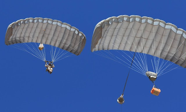 Нове обладнання для десантно-штурмових військ.
