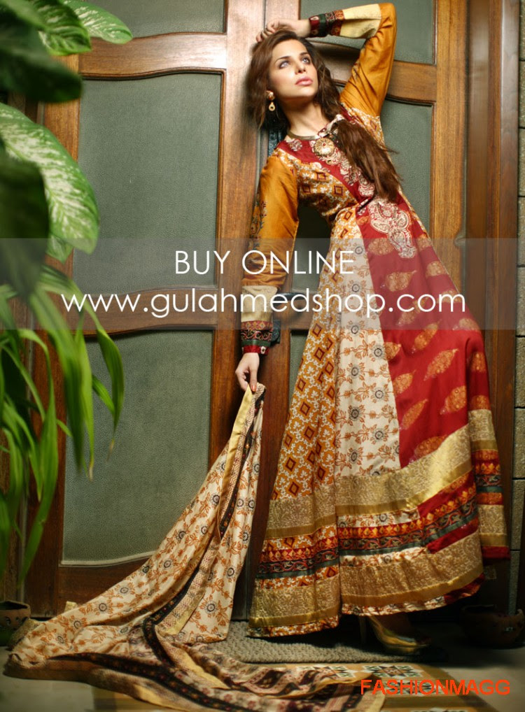Gul-Ahmed-Eid-Lawn-Dresses-2012-Anarkali-umbrella-fancy-Frocks-5