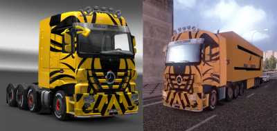 2014-01-21-Actros and Gutmann 8x4 Skin-2s
