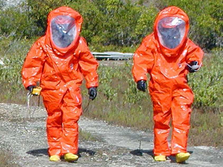 Lakeland Reports 1 Million Hazmat Suit Orders