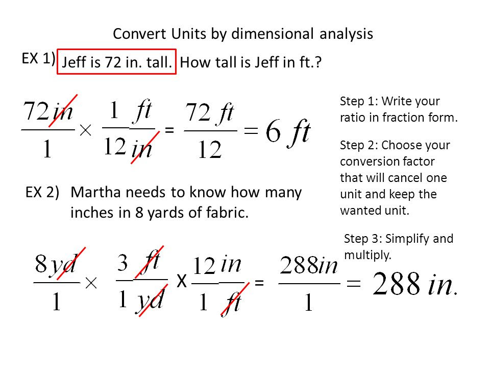 Convert+Units+by+dimensional+analysis