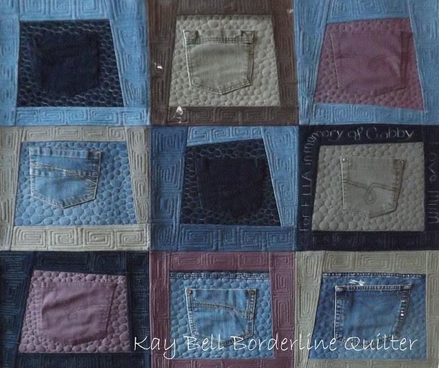 Pockets 2 Jeans Bend...