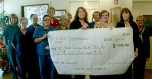 Golden Living Check Presentation