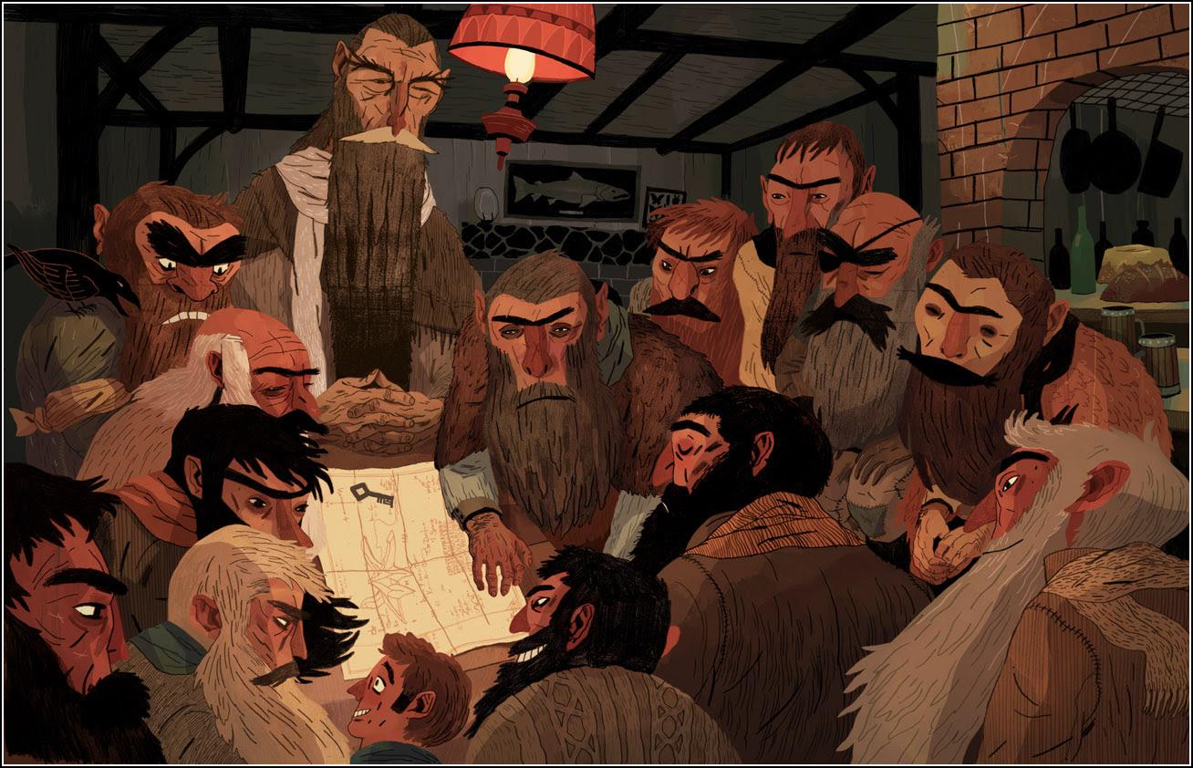 Sam Bosma. The Hobbit