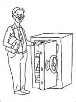 professions coloring pages page
