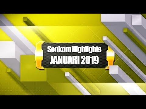 Video Senkom Mitra Polri Highlights - Januari 2019