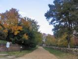 Sunken Road and Stone Wall at Fredericksburg