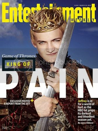 Joffrey Baratheon and Margaery Tyrell in Entertainment Weekly photo Margaery-Tyrell-King-Joffrey-Baratheon-Entertainment-Weekly-03_zps580a2fa5.jpg