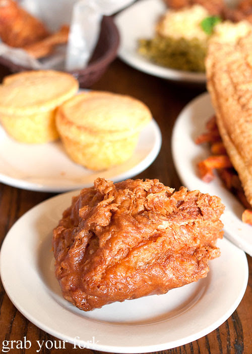 america's best fried chicken at willie mae's scotch house new orleans louisiana