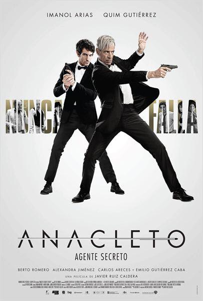 Anacleto: Agente secreto : Cartel