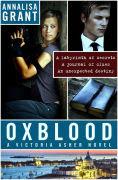 Title: Oxblood, Author: AnnaLisa Grant