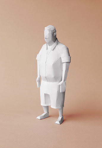 paper-sculpture-man