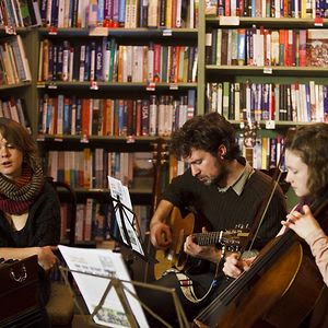 Profile picture for The Bookshop Band