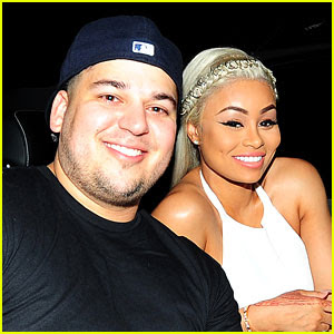 Rob Kardashian Calls Out Blac Chyna, Posts Video She Sent of Her Kissing Another Guy