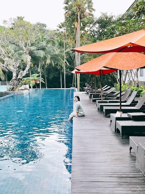 Staycation Bareng Keluarga di Harris Villas BLIQ Malang