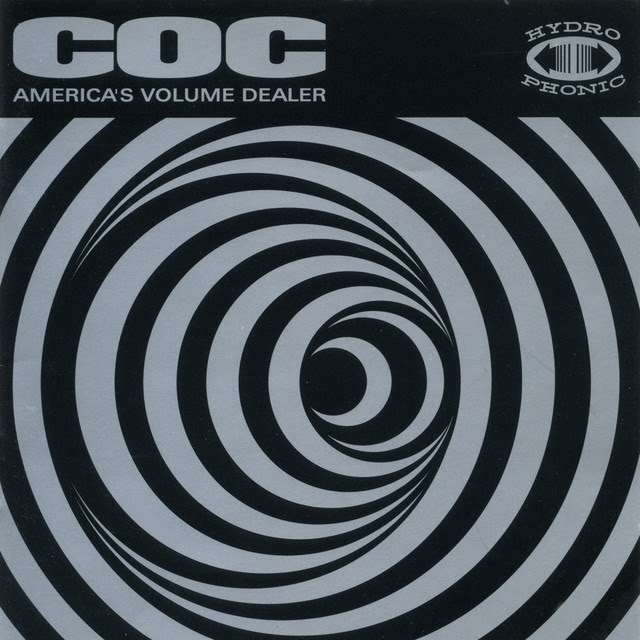 Corrosion of Conformity - America's Volume Dealer Album Cover