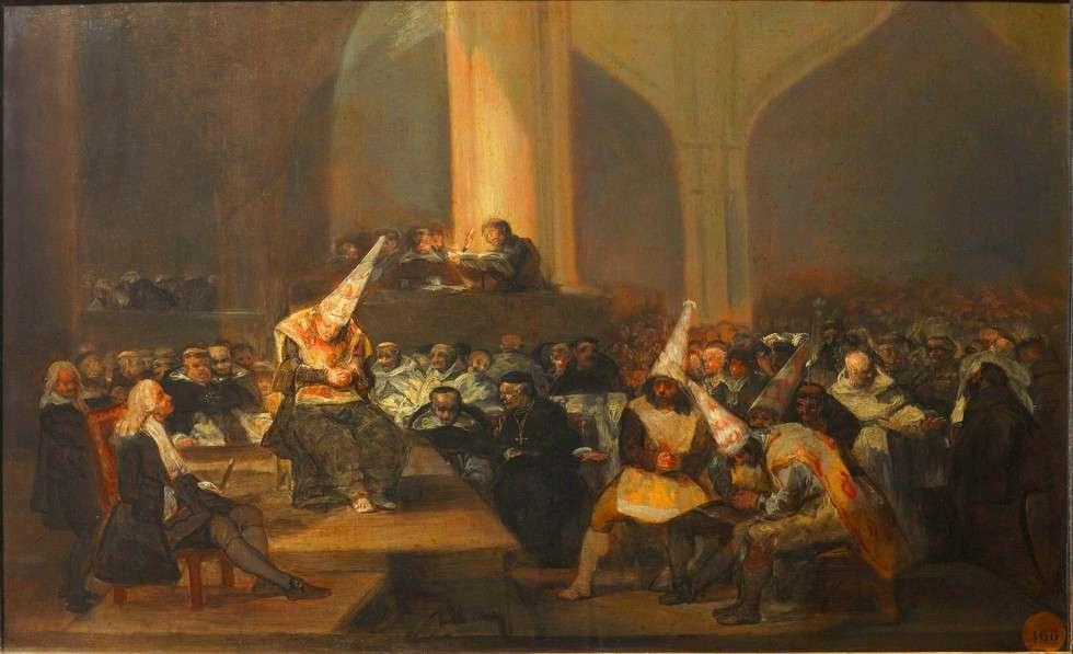Инквизиция была карательным подразделением церковной мафии