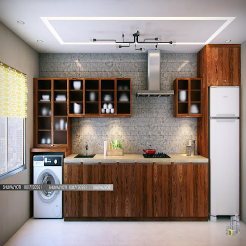 What Is The Best Material For Kitchen Cabinets In India