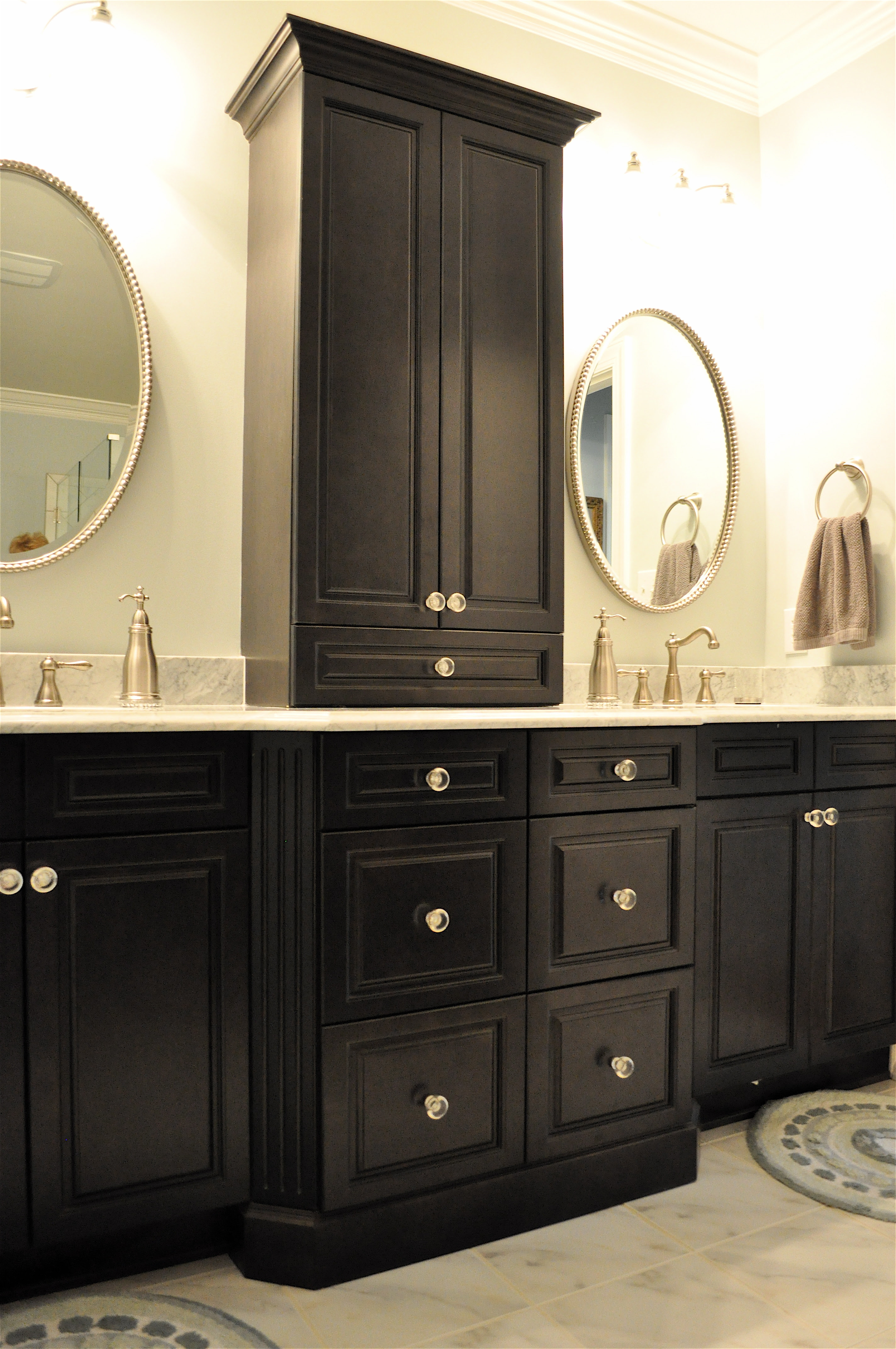 Bathroom Counter Storage Ideas Home Design