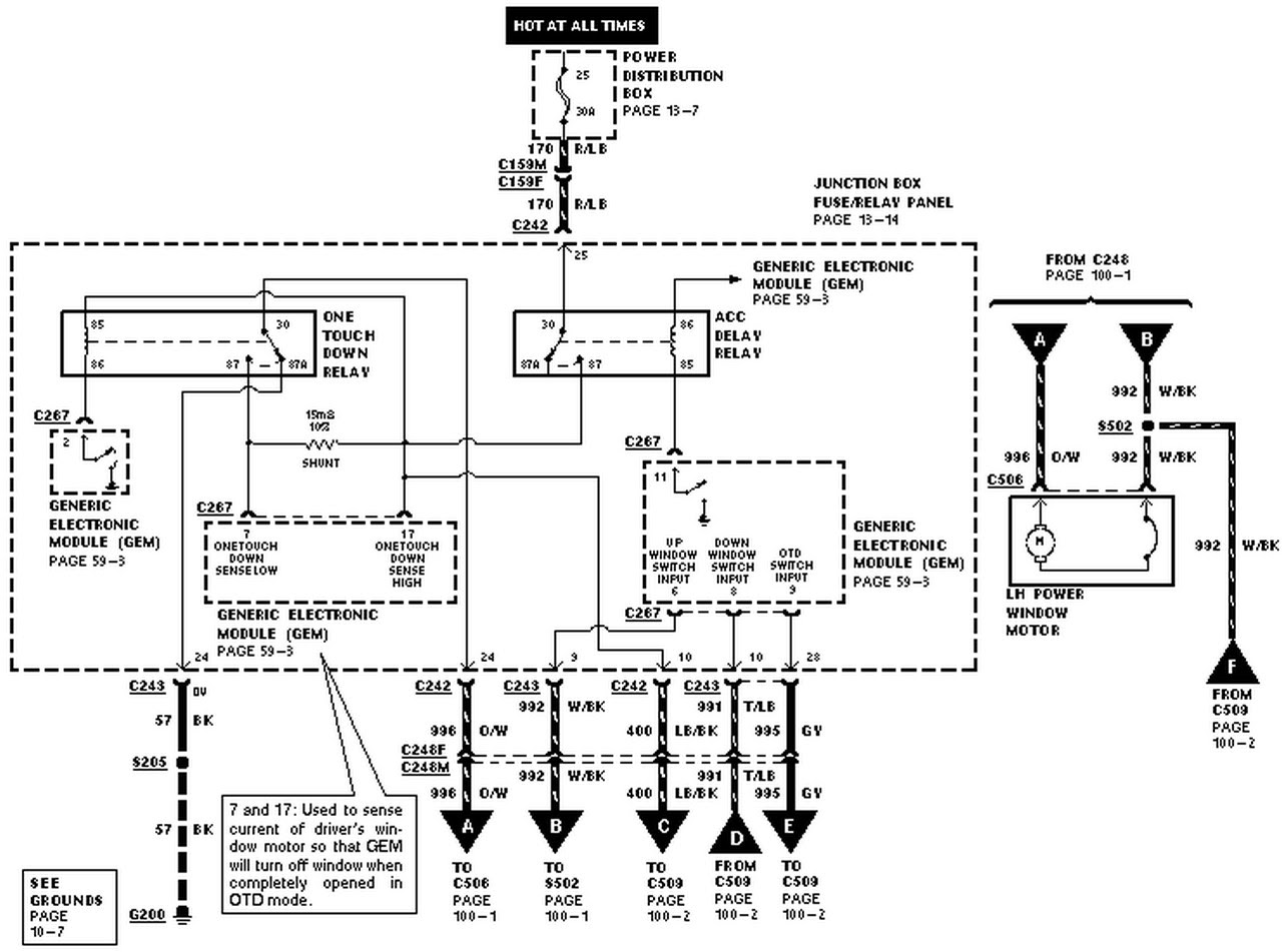 1999 Ford F 150 Overhead Console Wiring Diagram Wiring 120v 2 Schematics For Wiring Diagram Schematics