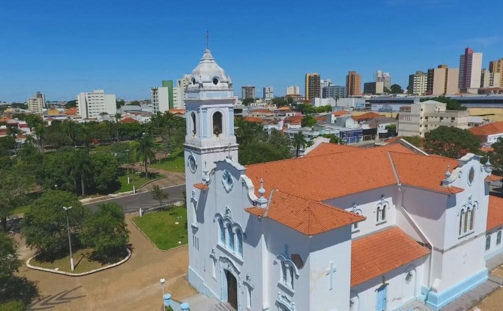 Marília completa 88 anos de fundação  (Foto: Reprodução/ TV TEM )