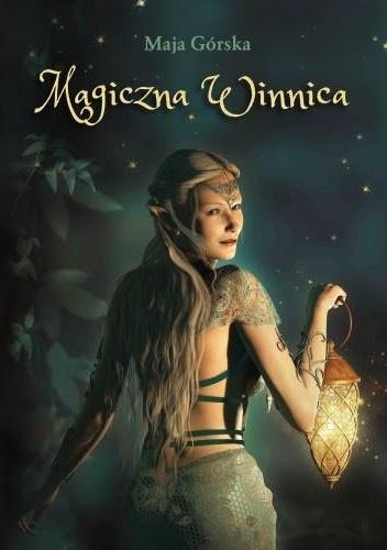 Okładka książki Magiczna winnica