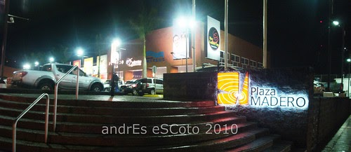Plaza Madero, Santa Elena (2010)