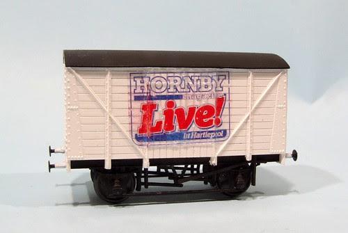 Hornby Live Van