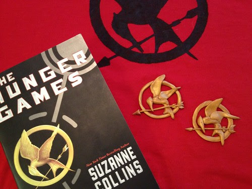 Mockingjay Pins Polymer Clay