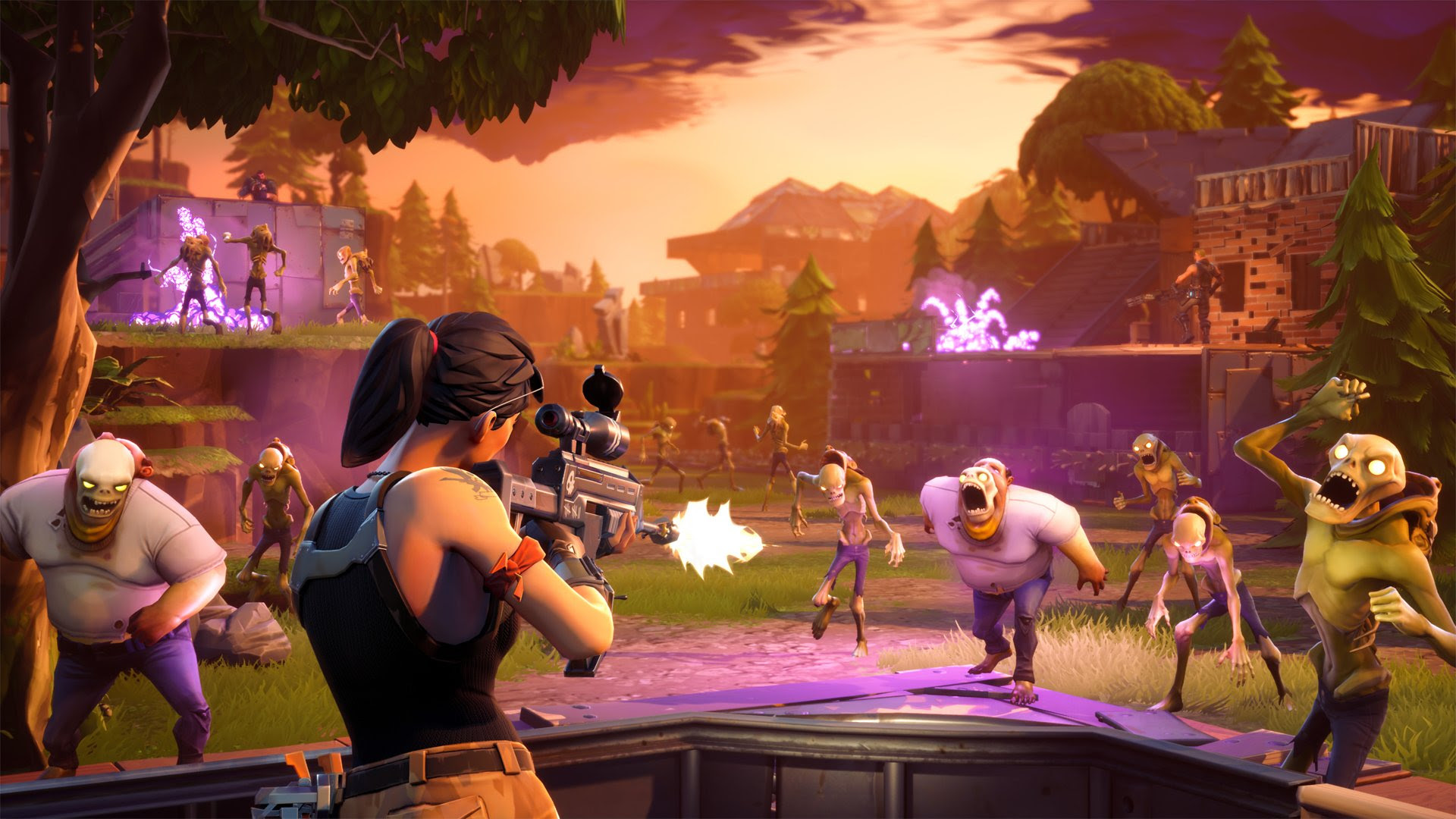 For better or worse, Fortnite seems like a real time sink screenshot