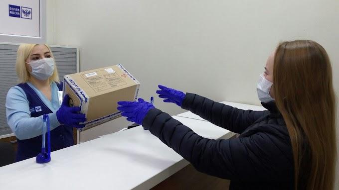 За прошлый год почтовики доставили югорчанам около 36 000 тысяч посылок