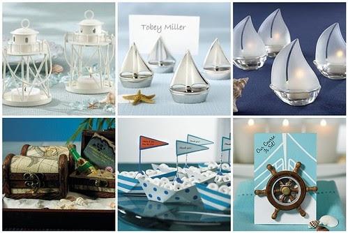 Unity Sand Ceremony Nautical Wedding Decorations