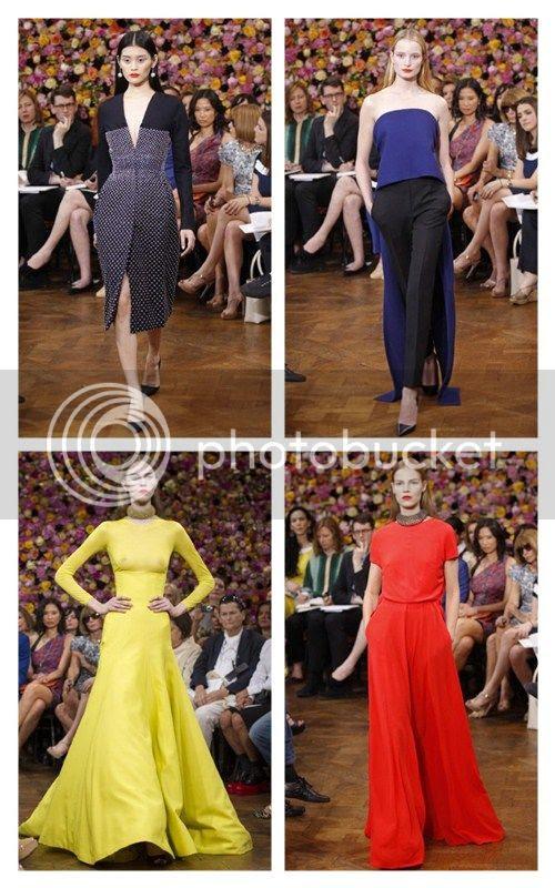 Christian Dior Fall 2012: Paris Haute Couture
